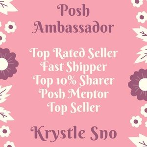Meet your Posher, Krystle